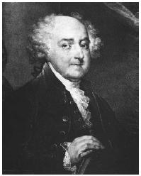 John Adams. LIBRARY OF CONGRESS