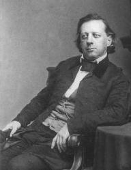 Henry Ward Beecher. LIBRARY OF CONGRESS