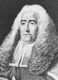 Sir William Blackstone. LIBRARY OF CONGRESS