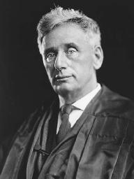 Louis Brandeis. LIBRARY OF CONGRESS