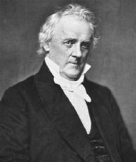 James Buchanan. LIBRARY OF CONGRESS
