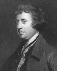 Edmund Burke. LIBRARY OF CONGRESS