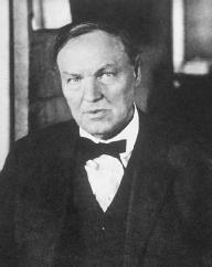 Clarence Darrow. LIBRARY OF CONGRESS