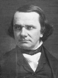 Stephen A. Douglas. LIBRARY OF CONGRESS