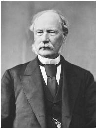 David Dudley Field. LIBRARY OF CONGRESS