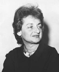 Betty Friedan. LIBRARY OF CONGRESS