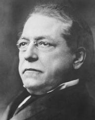 Samuel Gompers. LIBRARY OF CONGRESS