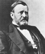 Ulysses S. Grant. LIBRARY OF CONGRESS