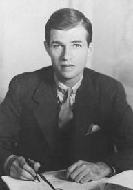 In 1948 Alger Hiss was accused of spying on behalf of the Soviet Union. He was convicted in 1950 and sentenced to five years in prison. LIBRARY OF CONGRESS