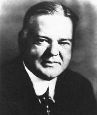 Herbert Hoover. LIBRARY OF CONGRESS