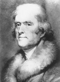 Thomas Jefferson. LIBRARY OF CONGRESS