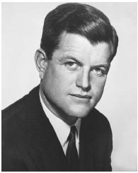 Ted Kennedy. LIBRARY OF CONGRESS