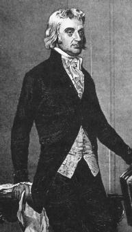 Robert R. Livingston. LIBRARY OF CONGRESS