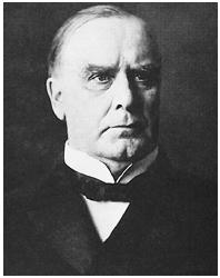 William McKinley. LIBRARY OF CONGRESS