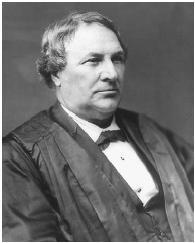 Samuel F. Miller. LIBRARY OF CONGRESS