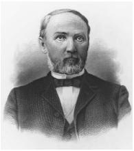 William Henry Harrison Miller. LIBRARY OF CONGRESS