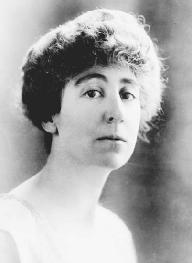 Jeannette Rankin. LIBRARY OF CONGRESS