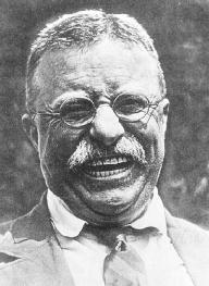 "Theodore ""Teddy"" Roosevelt. LIBRARY OF CONGRESS"