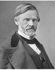 John Sherman. LIBRARY OF CONGRESS
