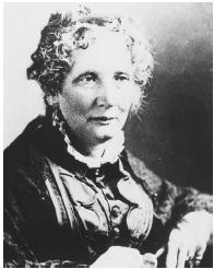 Harriet Beecher Stowe. NATIONAL ARCHIVES AND RECORDS ADMINISTRATION