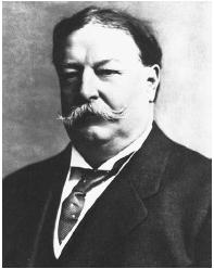 William Howard Taft. LIBRARY OF CONGRESS