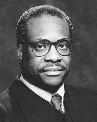 Clarence Thomas. U.S. SUPREME COURT