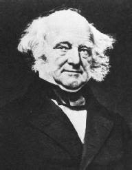 Martin Van Buren. LIBRARY OF CONGRESS