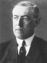 Woodrow Wilson. LIBRARY OF CONGRESS