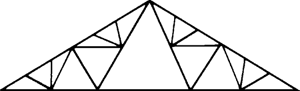 Fan Fink truss | Article about fan Fink truss by The Free Dictionary