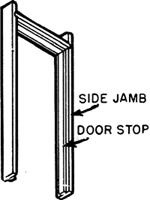 Windows window jamb definition for Window jamb definition