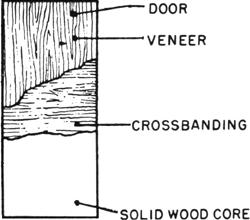 Intersecting Solid Masonry Walls