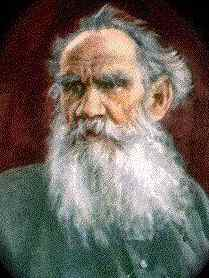 Tolstoy, Leo