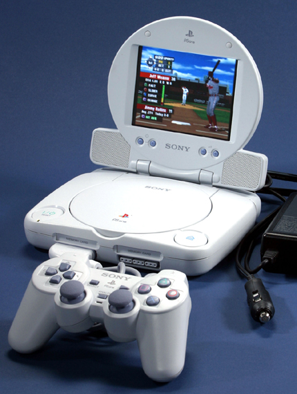 PSone Console and LCD Screen Review -