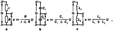 Voltage divider rule definition of Voltage divider rule in the ...