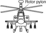 rotor pylon
