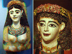 Roman period mummies The history of Ptolemaic Egypt