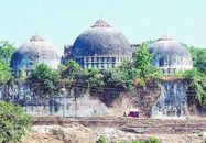 The 16th Century Babri Mosque in India was destroyed by right-wing Hindu extremists in 1992.