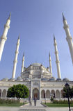 The Sabancı Mosque is the largest mosque in Turkey.