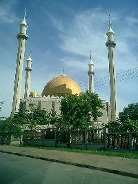 Abuja National Mosque, Nigeria