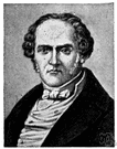 Charles Fourier - French sociologist and reformer who hoped to achieve universal harmony by reorganizing society (1772-1837)