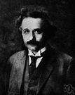 Albert Einstein - physicist born in Germany who formulated the special theory of relativity and the general theory of relativity