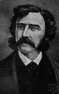 Bret Harte - United States writer noted for his stories about life during the California gold rush (1836-1902)