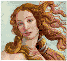 ringlet - a strand or cluster of hair