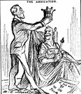 abdicator - one who formally relinquishes an office or responsibility