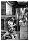 penitent - (Roman Catholic Church) a person who repents for wrongdoing (a Roman Catholic may be admitted to penance under the direction of a confessor)
