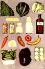 sweet oil - mild vegetable oil when used as food