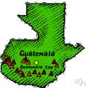 Guatemala - a republic in Central America