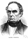Daniel Webster - United States politician and orator (1782-1817)