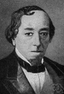 Benjamin Disraeli - British statesman who as Prime Minister bought controlling interest in the Suez Canal and made Queen Victoria the empress of India (1804-1881)