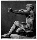 Herakles - (classical mythology) a hero noted for his strength